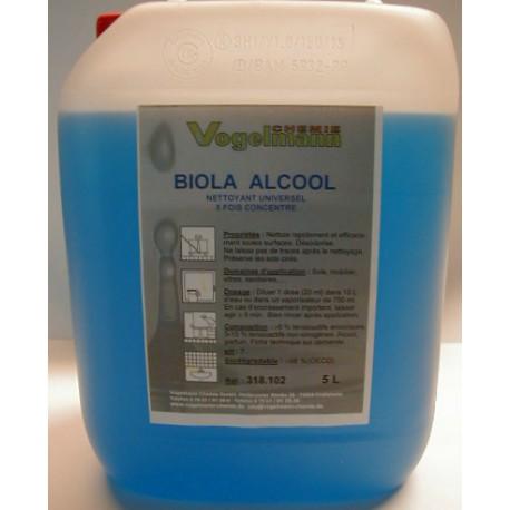 BIOLA ALCOOL 5 LITRES