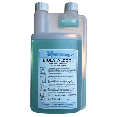 BIOLA ALCOOL FRESH-pOWER
