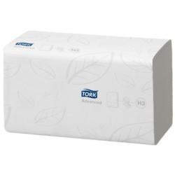TORK SOFT SINGLEFOLD (ZZ) HAND TOWEL 290163 (H3)