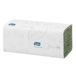 TORK ADVANCED GREEN C-FOLD HAND TOWEL 290287 (H3)