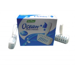 BLOC CUVETTE WC OCEAN 3 PIECES