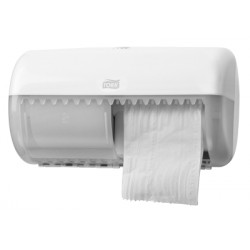 TORK CONVENTIONAL TOILET ROLL DISPENSER T4 Blanc