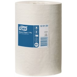 TORK BASIC PAPER MINI CENTERFEED ROLL M1 (120123)