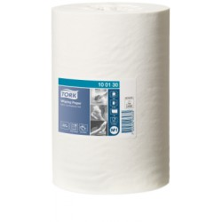 TORK WIPING PAPER MINI CENTERFEED ROLL M1 (100130)