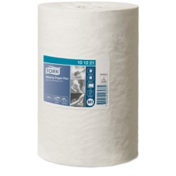 TORK WIPING PAPER PLUS MINI CENTERFEED ROLL M1 (101221)