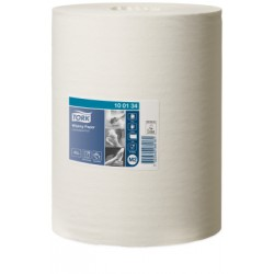 TORK WIPING PAPER CENTERFEED ROLL M2 (100134) BLANC