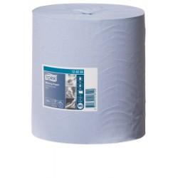 TORK WIPING PAPER CENTERFEED ROLL M2 (128208) BLEU