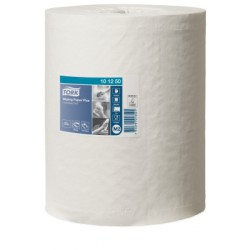 TORK WIPING PAPER PLUS CENTERFEED ROLL M2 (101250) BLANC