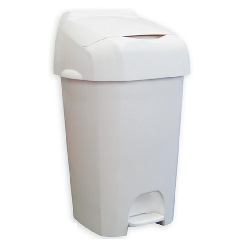 poubelle d hygi ne b b couches blanche 60 l nb60w. Black Bedroom Furniture Sets. Home Design Ideas