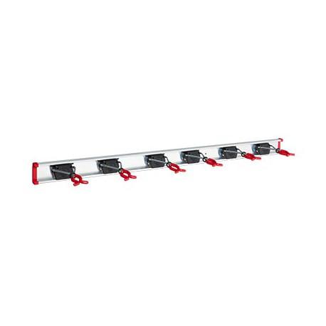 """Rail Aluminium porte outils """"BRUNS"""" & Accessoires"""
